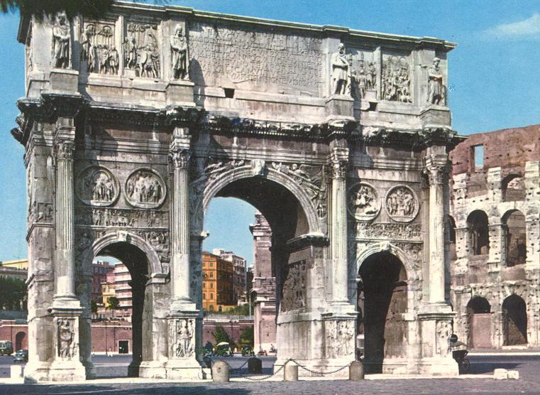 Konstantin den Store, kejser